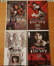 Dark Ivory 1-4 Complete Set Run! ~ NEAR MINT NM ~ 2008 Image Comics GGA