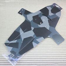 """HEBIE Spritzschutz Swap Front 26-29"""" Camouflage Folie mit 5 Kabelbinder"""