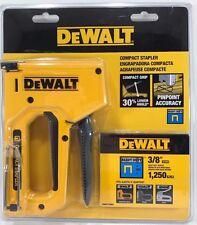 DeWalt - DWHT74841 - Heavy-Duty Compact Staple Gun