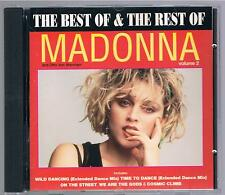 MADONNA THE BEST OF THE BEST  CD F.C.