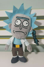 RICK AND MORTY PLUSH TOY 35CM TALL CHARACTER TOY ADULT SWIM CARTOON NETWORK