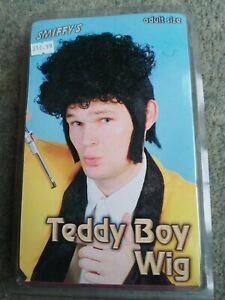 Adult Teddy Boy Wig