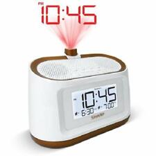 Sharp Projection Alarm Clock with Sleep Sounds New in Box Ships from USA Store