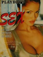 Playboy's Real Sex February 1998 | Alley Bagett      #1401+