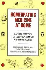 Homeopathic Medicine At Home: Natural Remedies for