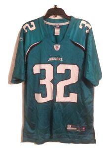 Maurice Jones-Drew Jacksonville Jaguars Reebok On Field NFL Men's Jersey Size M