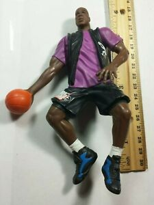 1993 Shaq Action figure toy Basketball used Loose