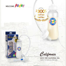 Podee Hands Free Baby Bottle Single Pack 250ml Baby Bottles made in U.S.A