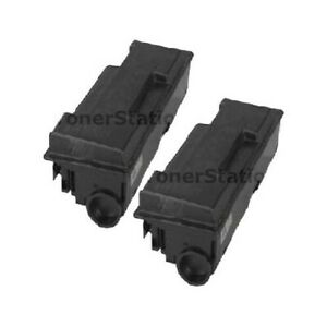 2x Non-Genuine Toner TK-134 for Kyocera FS1028MFP FS1128MFP FS1300DTN FS1350DN