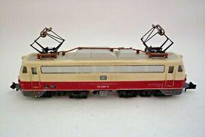 Minitrix Ems - Escala N-12155 - Locomotora Eléctrica DB 112 499-9 (18.EI-30)