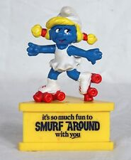 "Smurf-A-Gram Smurfette  ""It's so much fun to Smurf around with you"""