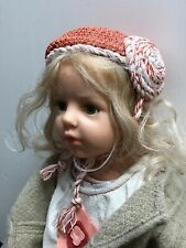 "25� Hildegard Gunzel ""Frauke� Resin No. 160/200 Beautiful Blonde Girl Coa W/Box"