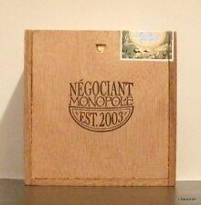 """Monopole""<>""Negociant Monopole No.1"" Wooden Cigar Box<>By Tatuaje Cigars"