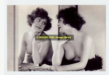 rp4423 - Topless woman by mirror - photo 6x4
