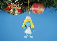 Decoration Xmas Ornament Home Party Decor Peyo Smurfs Smurfette Comic
