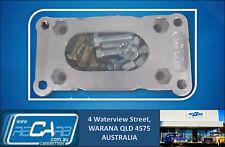 Redline Adaptor Plate 10-217, Weber DGV to Corolla Corona Celica Bunderra Hilux