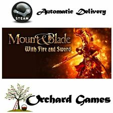 Mount & Blade: With Fire & Sword  PC (Digital / Steam)  Auto Delivery