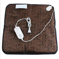 2018 Pet Electric Heat Heated Heating Heater Pad Mat Blanket Bed Dog Cat Bunny E