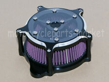 See though Clarity Air Cleaner intake filter For Harley Touring Glide King 08-16