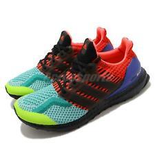 adidas UltraBOOST 2.0 DNA What The Black Multi Men Women Unisex Running EG5923
