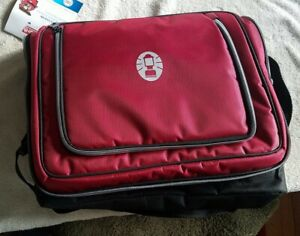Coleman Soft 40 Can Collapsible Cooler Red