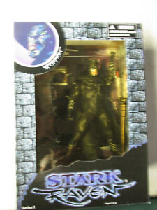 Stark Raven Series 1 Scorpion Art Asylum 8 Inch MIB