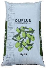 Oliplus 14-5-5+CaO-MgO-Fe-Bo da 25Kg - Concime granulare per olivo