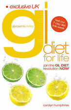 Good, GI Diet for Life: Join the Glucose Revolution Now!, Humphries, Carolyn, Bo