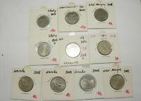 Lot de 48 1/4 de Dollar Quarter -  USA ( 013 )