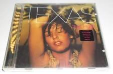 TEXAS - THE HUSH - 1999 UK 12 TRACK CD ALBUM