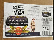 Quilter Tone Block 201 Guitar Amp Head