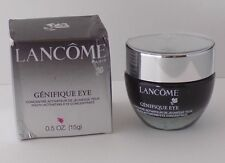 Lancome Genefique Eye Youth Activating Eye Concentrate .5 oz NIB dented