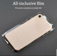 Clear Transparent Skin Sticker Wrap Anti-Shock Cover Case Vinyl For All iPhone
