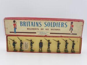 Vintage Britains Set 1900 Regiment Louw Wepener VGC RARE