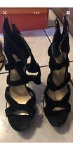 High Heels Gr 40 Neuwertig Absatz 15 Cm Np 45€