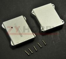 CNC Aluminum Protective Shell / Casing for DJI Wookong Flight Control WKM Silver
