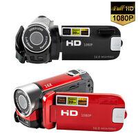 Video Camera Camcorder Vlogging Camera Full HD 1080P YouTube Digital Camera