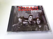"""LOQUILLO Y LOS TROGLODITAS """"TIEMPOS ASESINOS"""" CD 11 TRACKS COMO NUEVO"""
