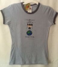 "NEw Ugly Little Bitch Women's Medium Funny humor T-shirt ~15"" X 21"""