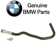 For BMW 135i 335i Power Steering Hose Fluid Container to Cooling Coil Genuine