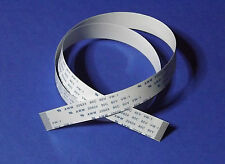 Ffc a 24pin 0.5 pitch 50cm cable plano Flat Flex Cable Ribbon AWM cable plano