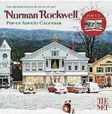 Norman Rockwell Pop-up Advent Calendar Rockwell, Norman