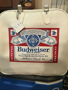 New Budweiser Bowling Bag With Shoes Size 9
