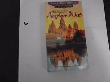 The Haunted Kingdom of Angkor Wat Ancient Mysteries Cambodia - VHS New