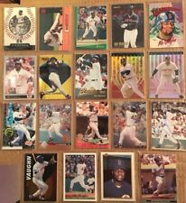 MO VAUGHN 19 Baseball Card Lot BOSTON RED SOX NM/M Condition Includes Rookie L5