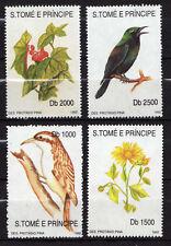 Sao Tomé and Principe : Fauna and Flora 1992 ( complete set ) MNH