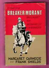 Vintage  paperback Australiana  Breaker Morant   SHIELDS      1979