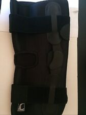 New Innovation Sports Adjustable Support Hinged Wraparound Knee Brace Size Large