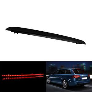 3eme LED feu stop Feux arrière freinage Noir 12V Pour Audi A6 C6 AVANT ALLROAD