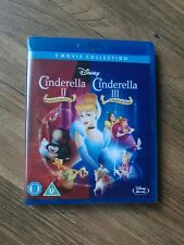 Cinderella  2 & 3  ** Brand New Blu Ray **FREE POST